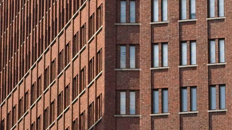 Dwuzet Fassadentechnik Sanierung Fassade Kollhoff Tower