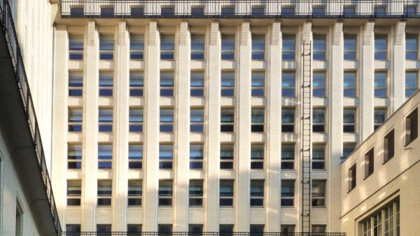 Sanierung Denkmalgeschützter Fassaden Staatsbibliothek zu Berlin Dwuzet Fassadentechnik