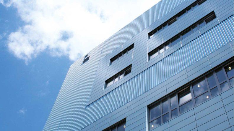 KW-Hamm Vorhangfassaden und raumabschließende Fassaden Dwuzet Fassadentechnik